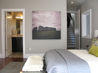 Master Bedroom -  Staging by KEID.