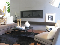 Living Room -  Staging by KEID.