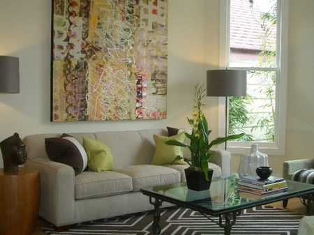 enchanting home staging small living rooms   Home Staging, Home Staging San Francisco, Staging San ...